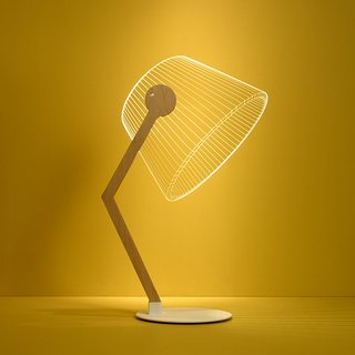 Ziggy 2D Lamp