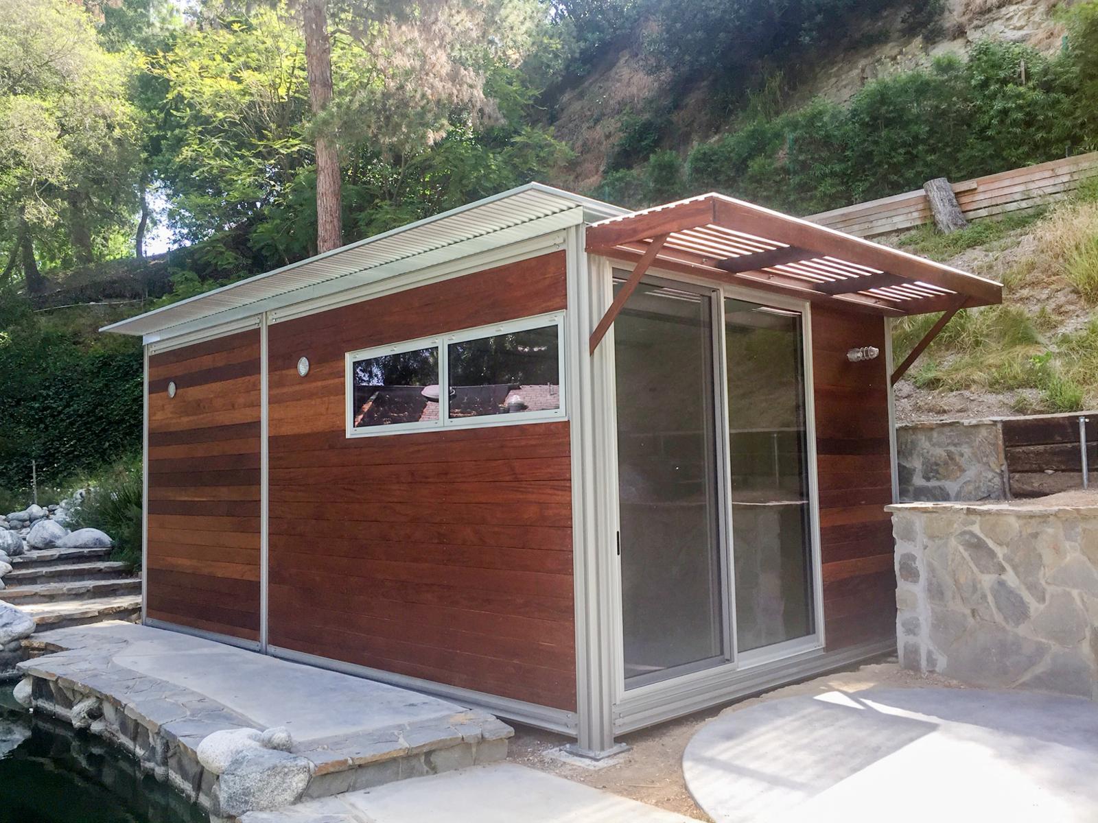 The Hillside Musician's Studio by kitHAUS