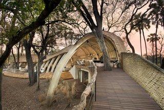 Eco-Friendly Safari Lodge in Africa's Okavango Delta - Photo 2 of 12 -