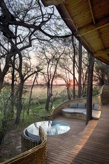 Eco-Friendly Safari Lodge in Africa's Okavango Delta - Photo 8 of 12 -