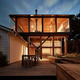 A Great Ocean Road Shack With a View Gets a Sustainable Update - Photo 11 of 11 -