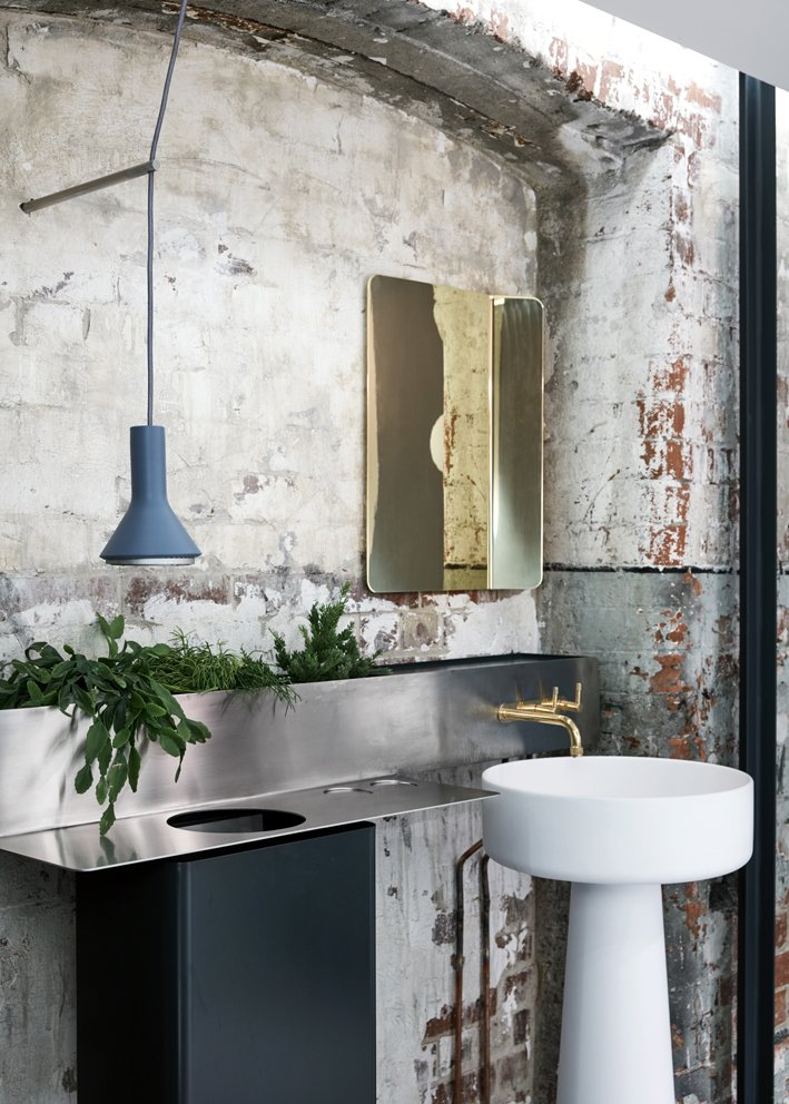 Photo 8 of 10 in An Old Power Station in Melbourne is Transformed Into A Modern Tiered Restaurant