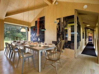 Take a Modern British Holiday in a Gleaming Cantilevered Barn - Photo 6 of 10 -