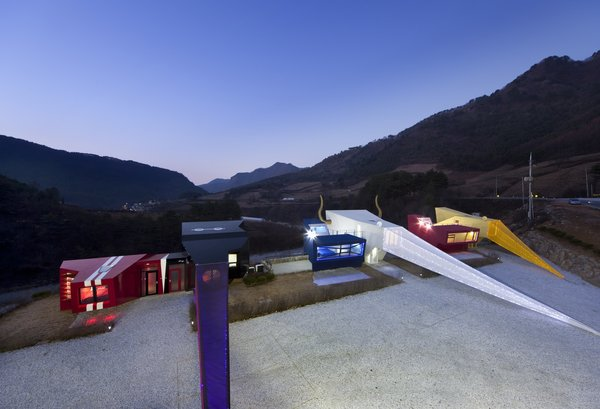 Photo 10 of 11 in A Wacky Rock 'n' Roll Wonderland in the South Korean Countryside