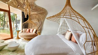 Escape to a Thai Beach House That Showcases the Work of Multiple Contemporary Designers - Photo 3 of 10 -