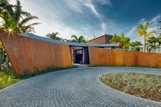 Escape to a Thai Beach House That Showcases the Work of Multiple Contemporary Designers - Photo 4 of 10 -