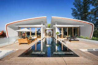 Escape to a Thai Beach House That Showcases the Work of Multiple Contemporary Designers - Photo 6 of 10 -