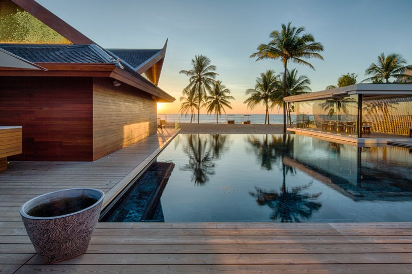 Photo 9 of 11 in Escape to a Thai Beach House That Showcases the Work of Multiple Contemporary Designers
