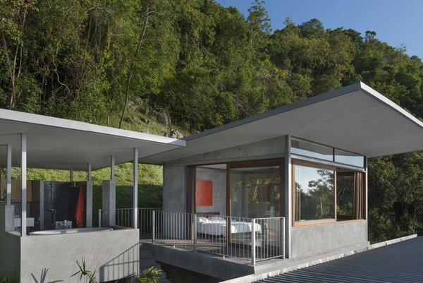 Take a Trip to This Photographer-Designed Concrete Home in Thailand - Photo 5 of 10 -