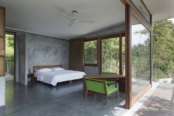 Take a Trip to This Photographer-Designed Concrete Home in Thailand - Photo 7 of 10 -