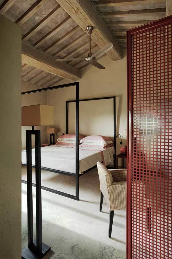 Photo 8 of 10 in Rustic Meets Modern In This Tuscan Village Boutique Hotel