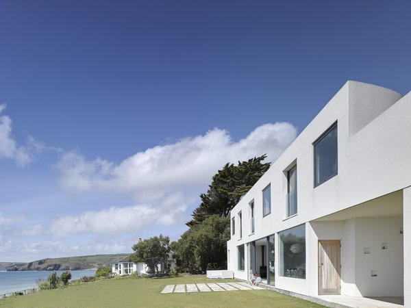 "An Architect's Big ""Little Cottage"" That You Can Rent on the South  Coast of Cornwall - Photo 10 of 10 -"