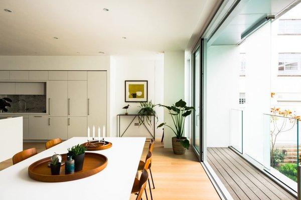 Light Hardwood Floor  Photo 9 of 13 in Sleek, Modern Loft Apartments For Sale in a Heritage Neighborhood of London