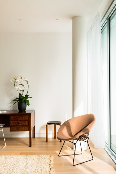 Light Hardwood Floor  Photo 11 of 13 in Sleek, Modern Loft Apartments For Sale in a Heritage Neighborhood of London