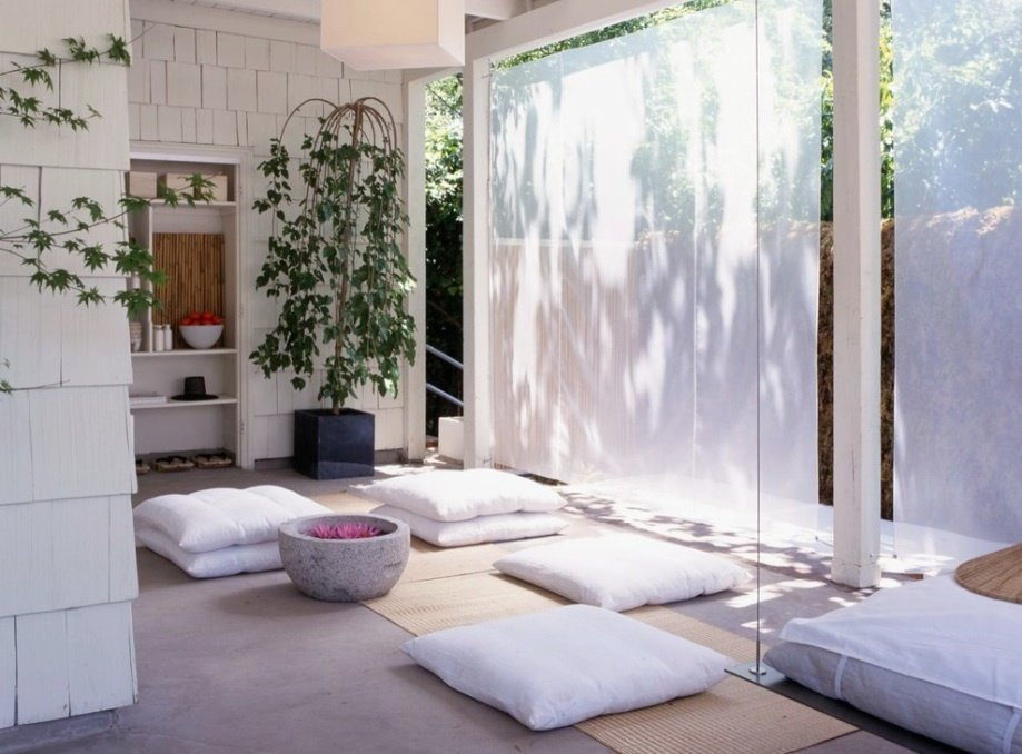 7 Tips For Creating Your Own Home Meditation Zone