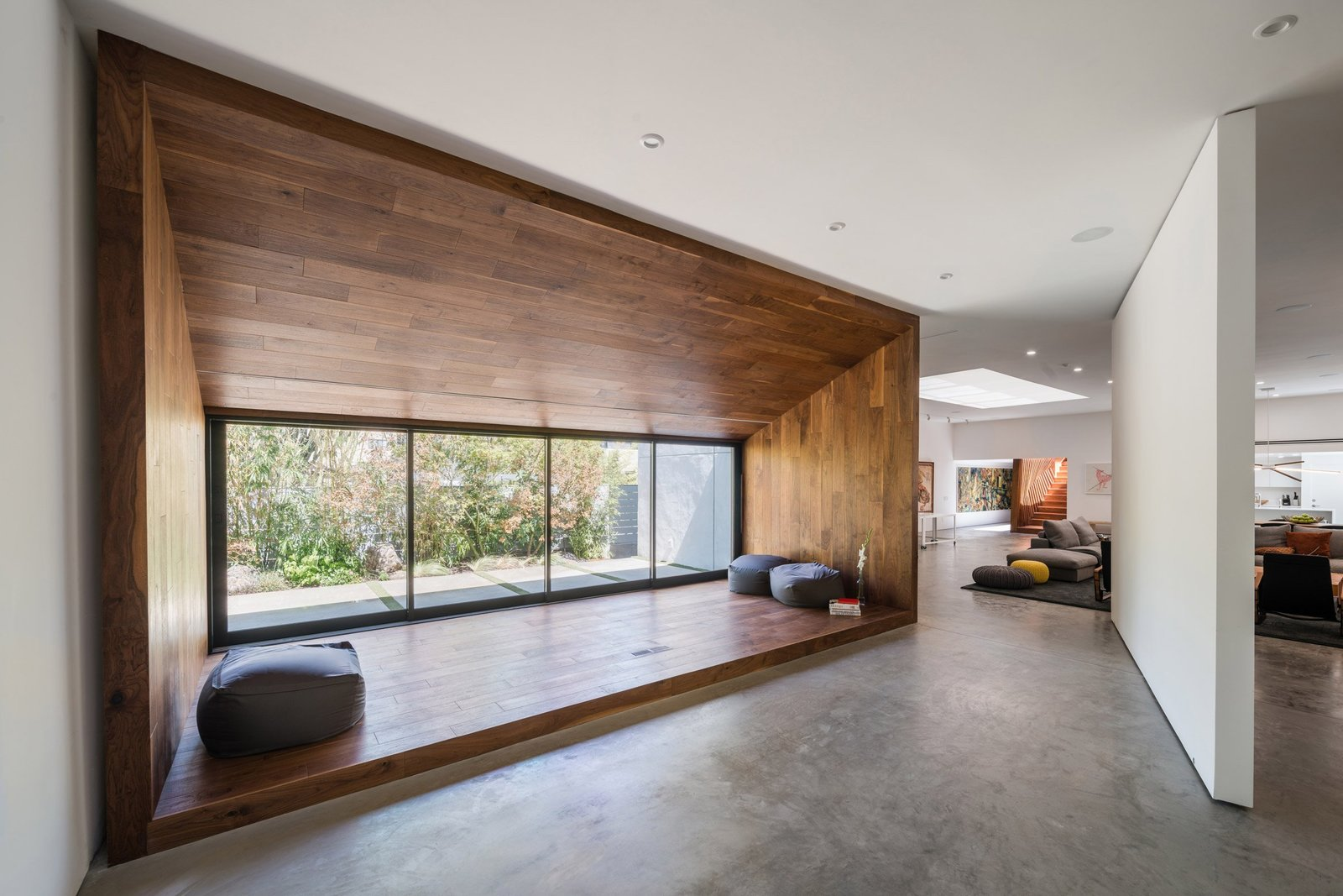 Windows, Sliding Window Type, and Metal  Photo 3 of 7 in 7 Tips For Creating Your Own Home Meditation Zone