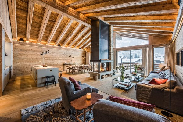 7 Alpine Holiday Chalets in Switzerland