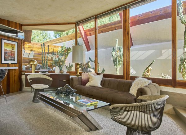 Escape to a John Lautner Micro-Resort in the Californian Desert