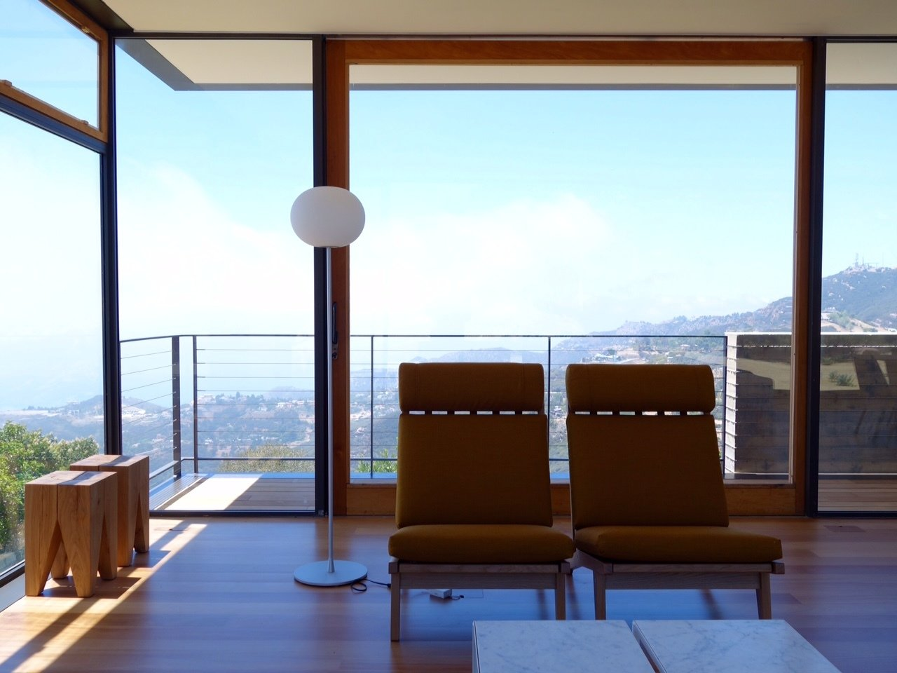 Photo 1 of 7 in Take Your Next Vacation in a Midcentury Home in the Santa Monica Mountains