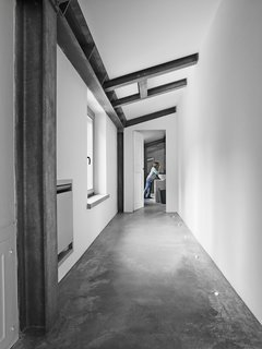 Stay in a Modern, Industrial Home That's Hidden Inside a Traditional Tuscan Villa - Photo 4 of 10 -
