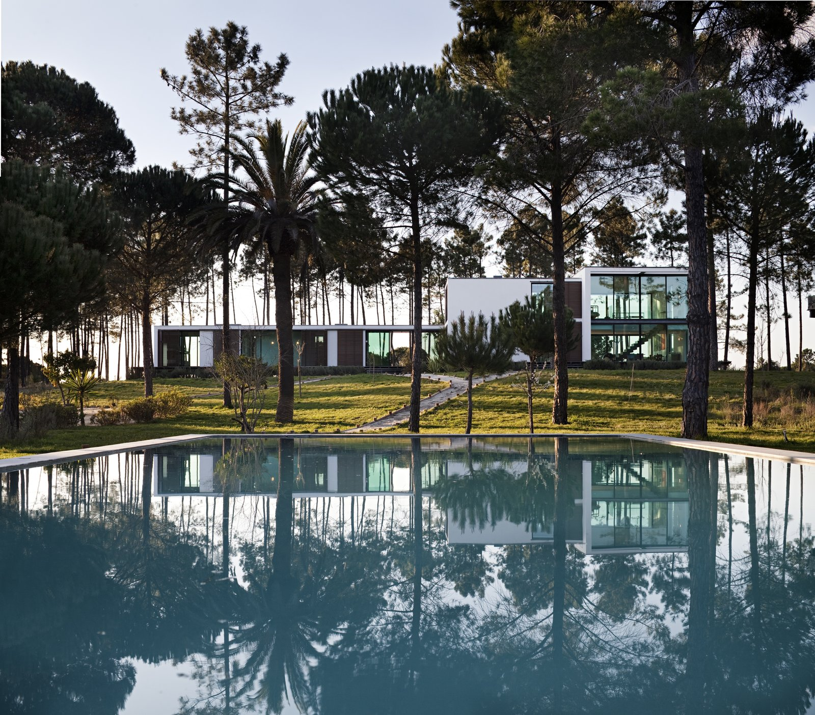 Photo 1 of 15 in Escape to a Light-Filled, Beach-Meets-Forest Retreat in Portugal