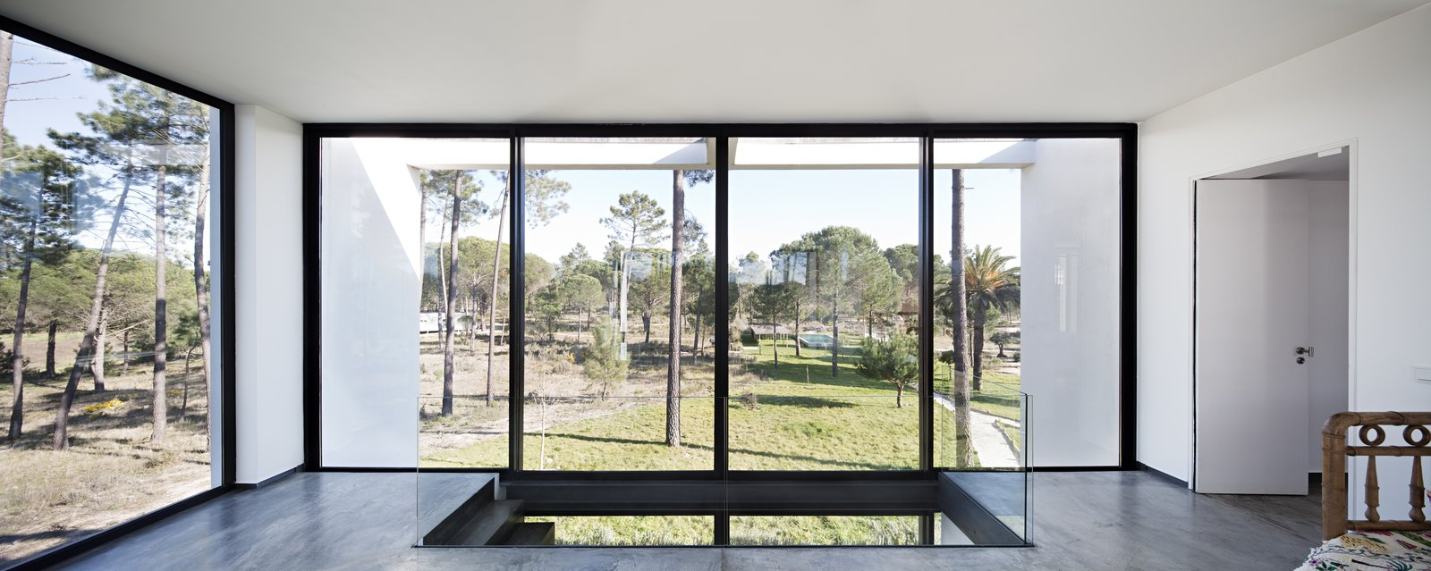 Windows and Metal  Photo 15 of 15 in Escape to a Light-Filled, Beach-Meets-Forest Retreat in Portugal