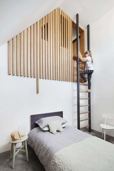 . Best 11 Modern Kids Room Bedroom Concrete Floors Design Photos And