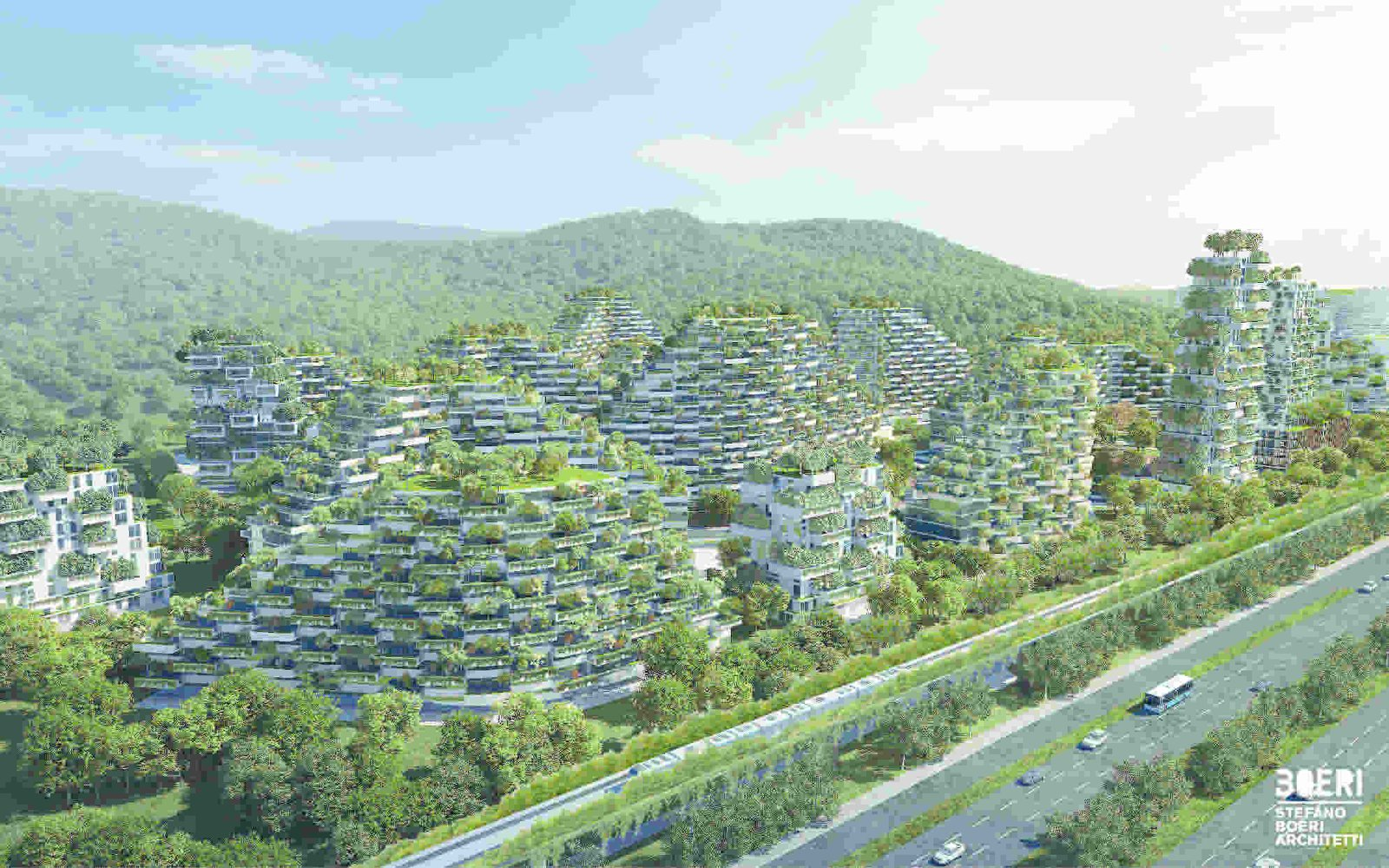 Photo 3 of 6 in A Green City in China That Will Play a Major Role in Fighting Air Pollution