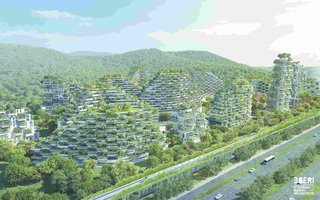 A Green City in China That Will Play a Major Role in Fighting Air Pollution - Photo 2 of 5 -