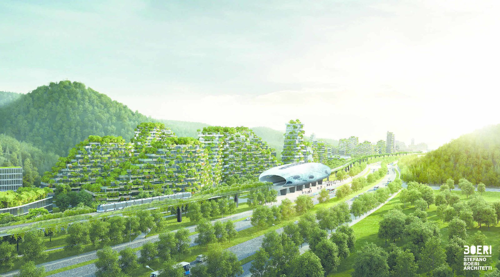 Photo 4 of 6 in A Green City in China That Will Play a Major Role in Fighting Air Pollution