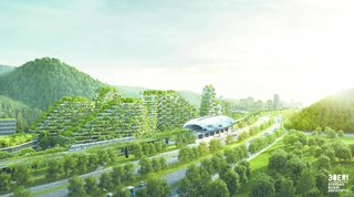A Green City in China That Will Play a Major Role in Fighting Air Pollution - Photo 3 of 5 -
