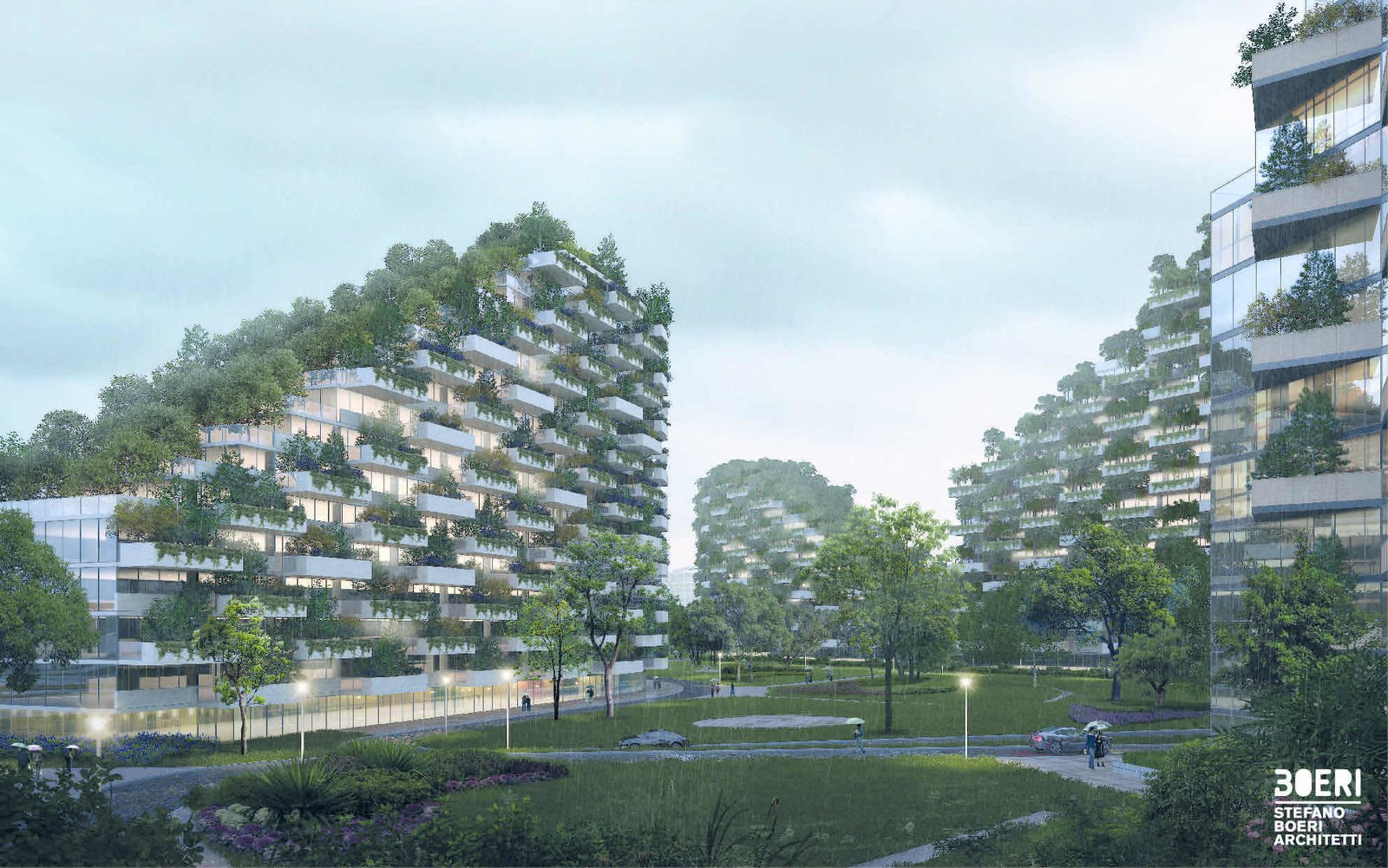 Photo 1 of 6 in A Green City in China That Will Play a Major Role in Fighting Air Pollution