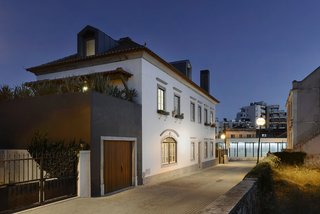 An Architect Renovates His 1920s Home in Portugal, While Preserving the Exterior Shell - Photo 1 of 15 -