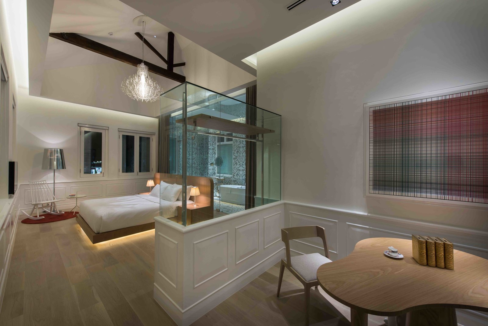 The interiors at Macalister Mansion in Penang, Malaysia  Photo 14 of 24 in 12 Modern Hotels in Historic Buildings Around the World