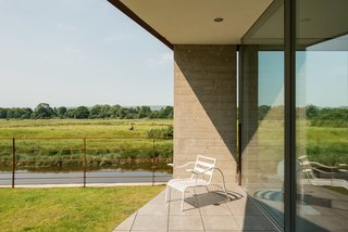Explore a Prefabricated House For Sale in England That's Clad With Cor-Ten Steel - Photo 3 of 11 -