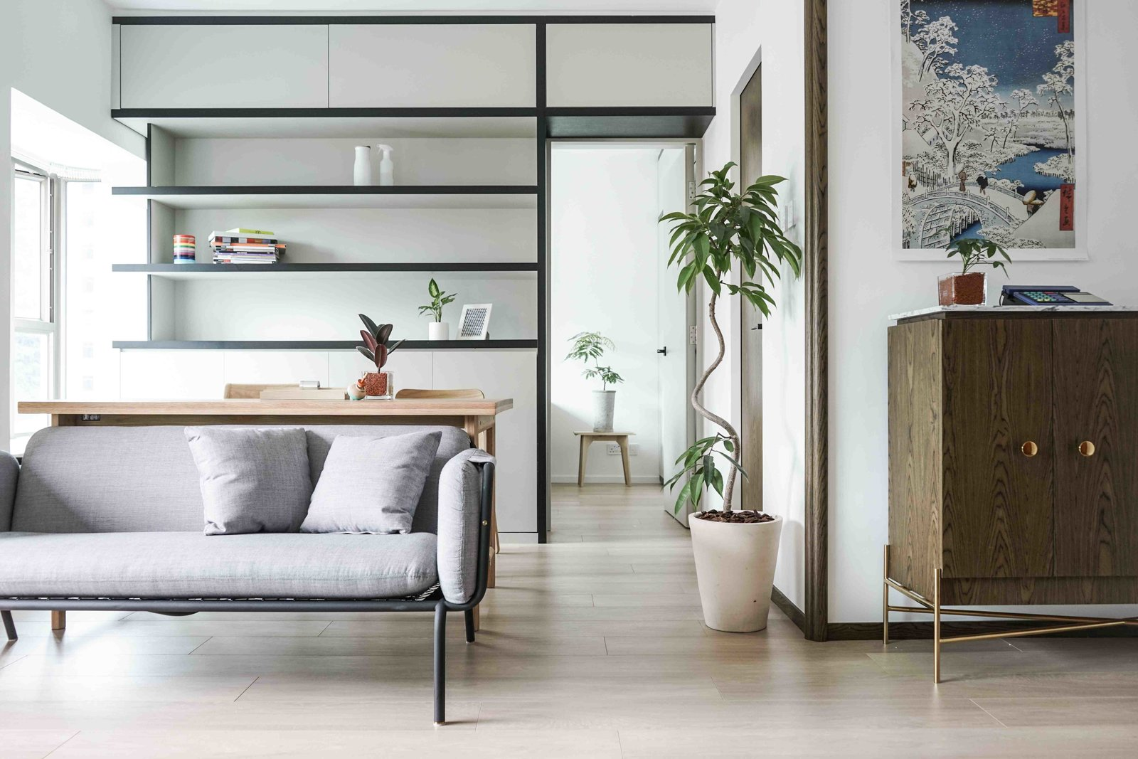 Photo 11 of 11 in 10 Small Apartments by a Hong Kong Design Studio