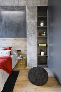 In This Compact Barcelona Apartment, Space Is Maximized With Smart Material Choices - Photo 10 of 10 -