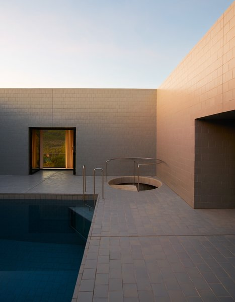 Stacked Concrete Squares Make Up This Incredible Vacation Home in Aragon, Spain - Photo 3 of 17 -