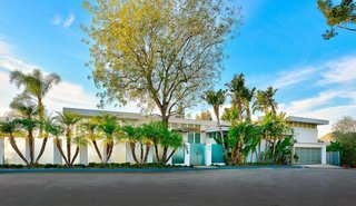 Actor Brendan Fraser's Former Beverly Hills Home Is For Sale For $4.25 Million - Photo 1 of 12 -