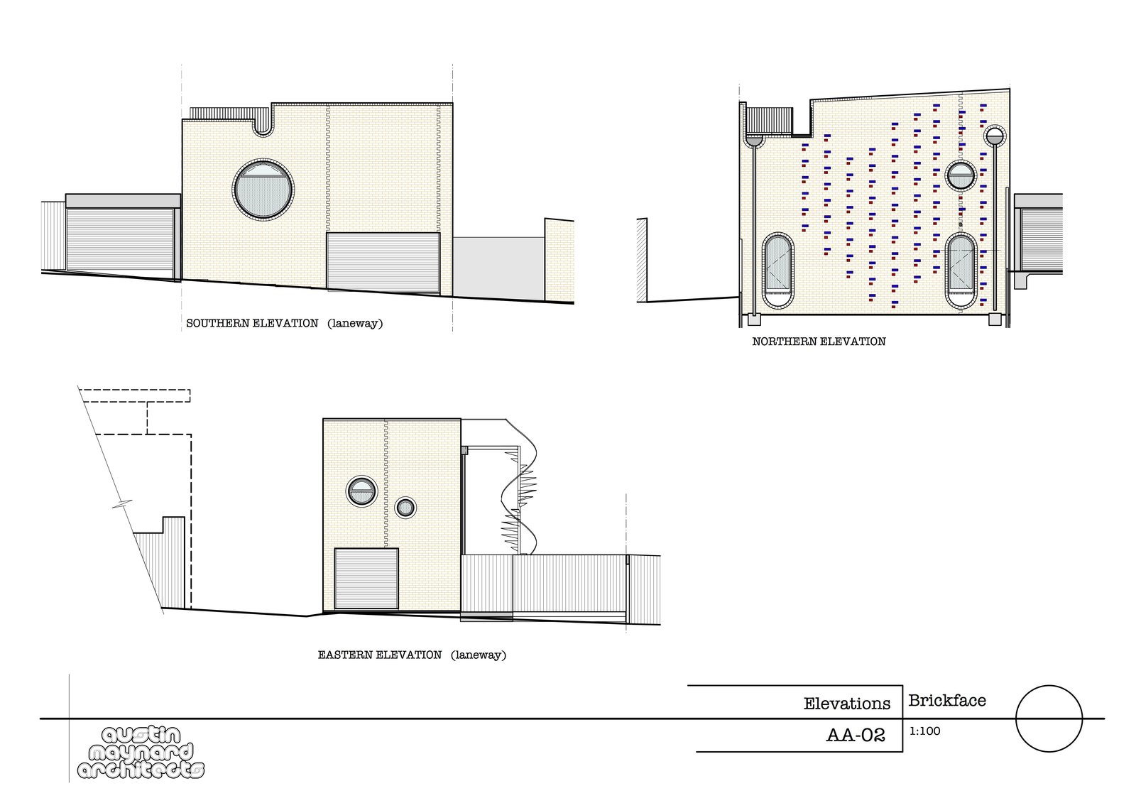 Photo 15 of 16 in A Creative Brick Extension That's Designed to Adapt With a Growing Family's Needs