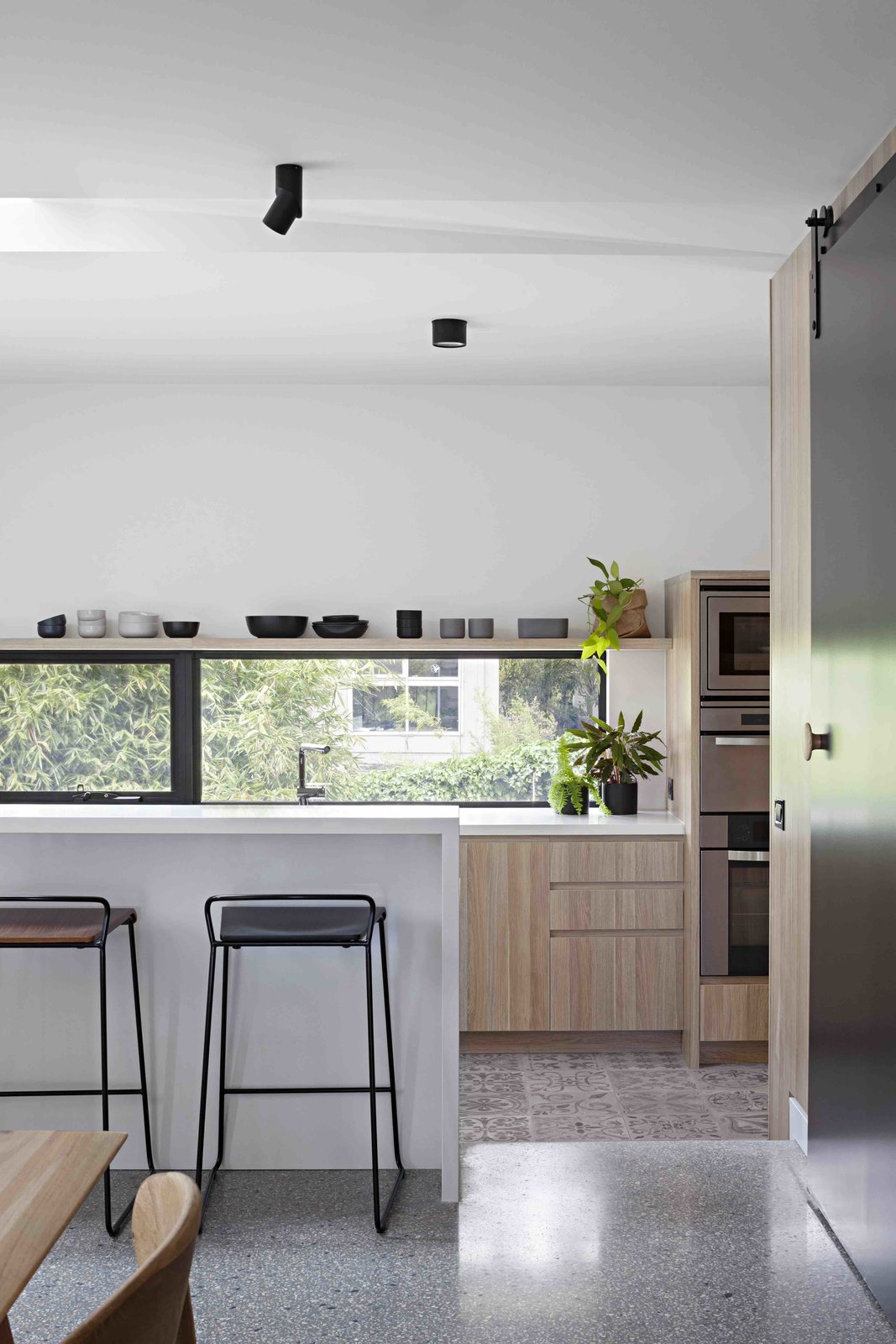 Photo 7 of 17 in A Remodel Turns a Dark and Choppy House in Melbourne Into a Bright, Flexible Family Home