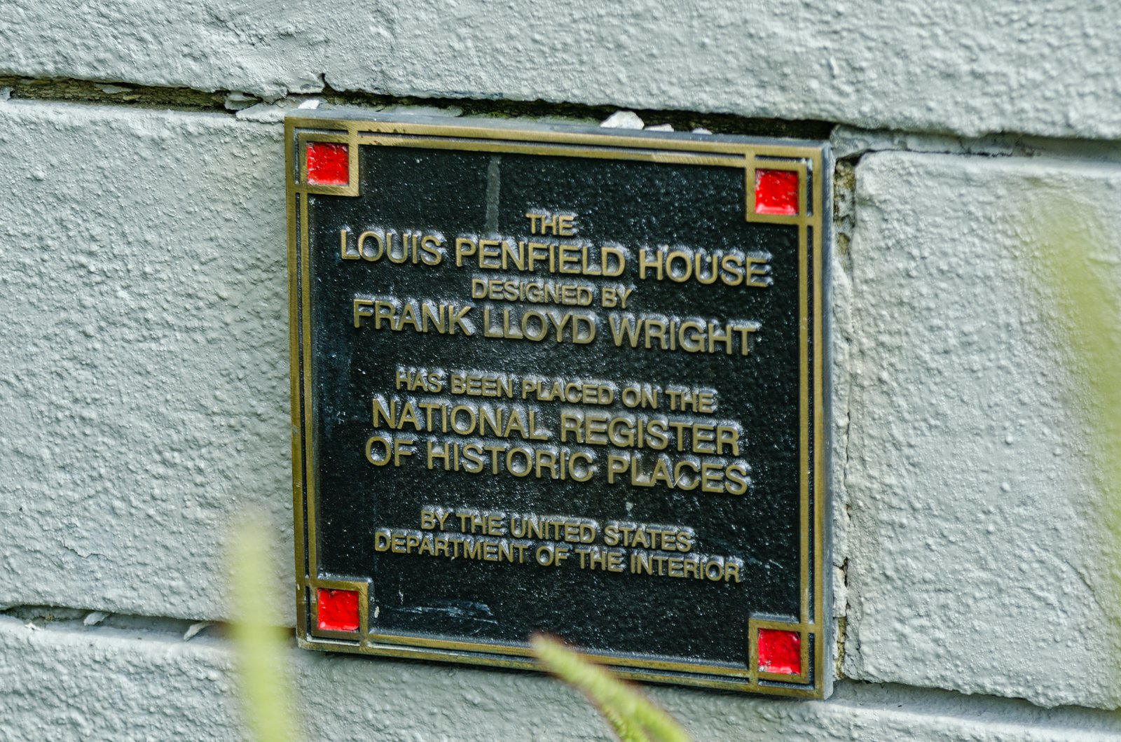 Photo 17 of 17 in The Frank Lloyd Wright-Designed Louis Penfield House in Ohio Is For Sale For $1.3M