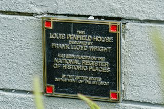 The Frank Lloyd Wright-Designed Louis Penfield House in Ohio Is For Sale For $1.3M - Photo 16 of 16 -