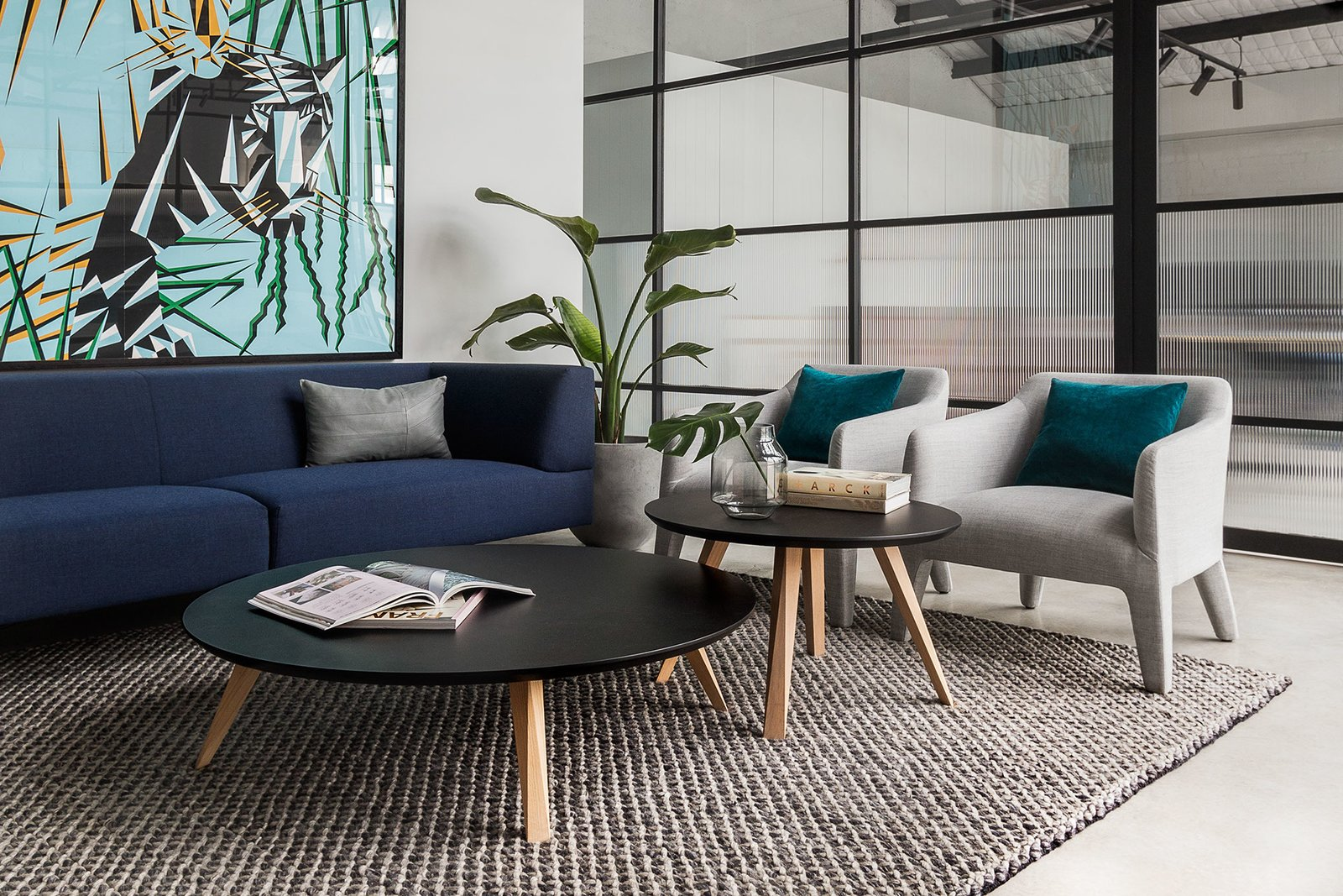 Photo 7 of 14 in An Art Deco Warehouse in Melbourne Is Converted Into a Shared Office Space