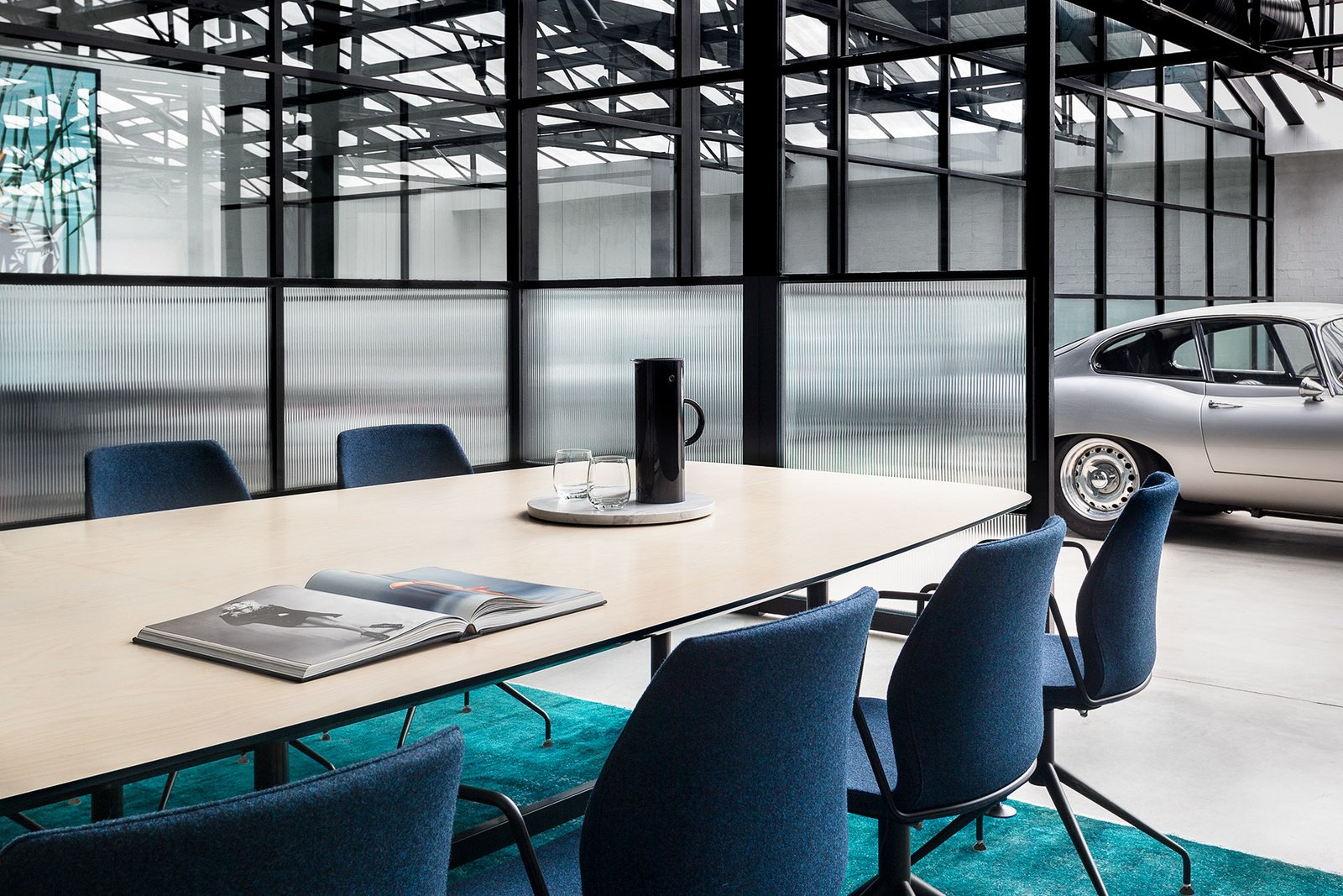 Photo 6 of 14 in An Art Deco Warehouse in Melbourne Is Converted Into a Shared Office Space