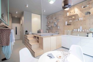 3 Smart Storage Systems Maximize Space in a Tiny Studio ...