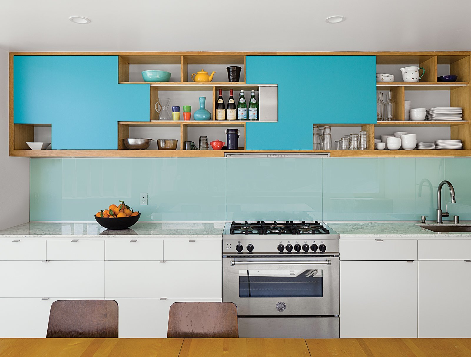 9 Great Kitchen Cabinet Ideas - Dwell