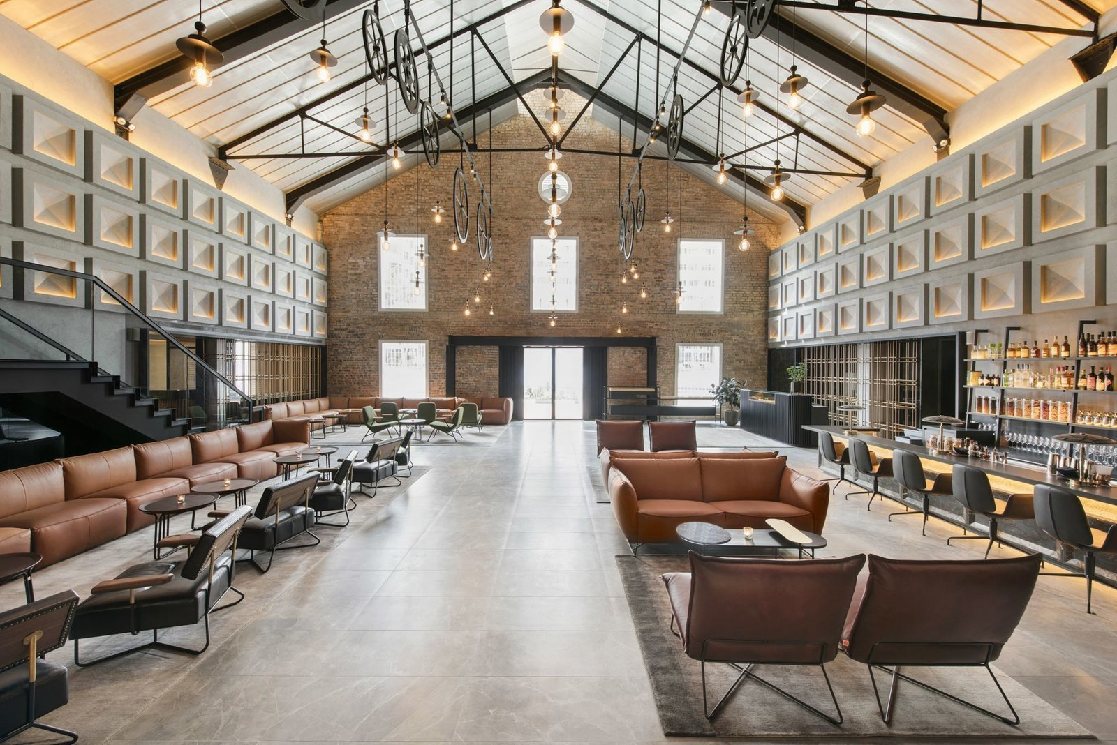 7 Warehouse Conversions Turning Industrial Buildings Into Modern Commercial Spaces Dwell