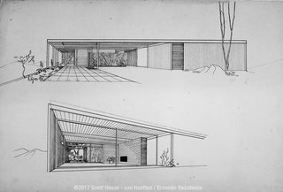 A Sensitively Restored Midcentury House Designed by Pierre Koenig - Photo 18 of 18 -
