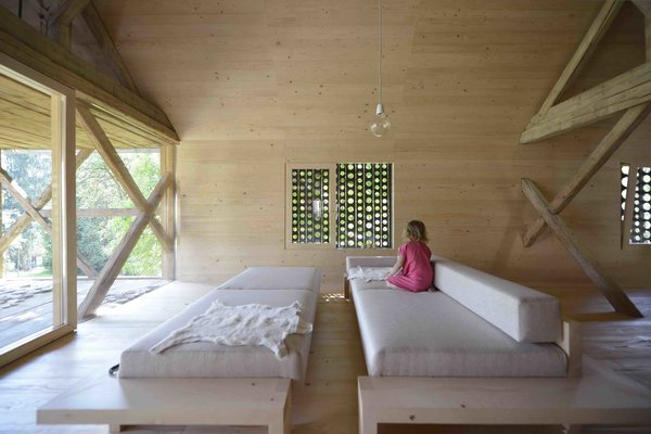 An Old Cattle Barn in Slovenia Is Saved and Transformed Into a Family Home - Photo 8 of 11 -